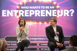 Who Wants To Be An Entrepreneur Breakout Session 3: Too Good to be True