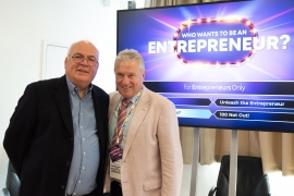 Who Wants To Be An Entrepreneur Session 2: Unleash The Entrepreneur