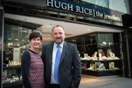 Hugh Rice Becomes Sixth FEO Key Partner