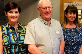 FEO presents to Beverley Rotarians